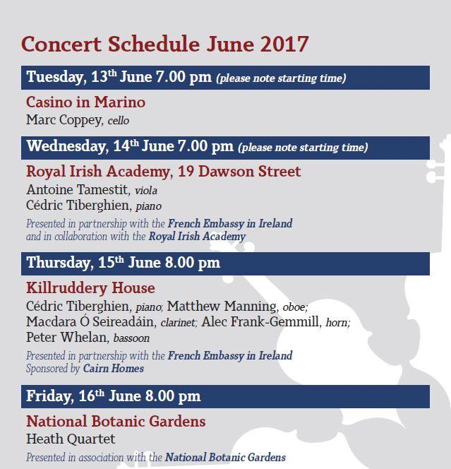 ConcertScheduleJune2017