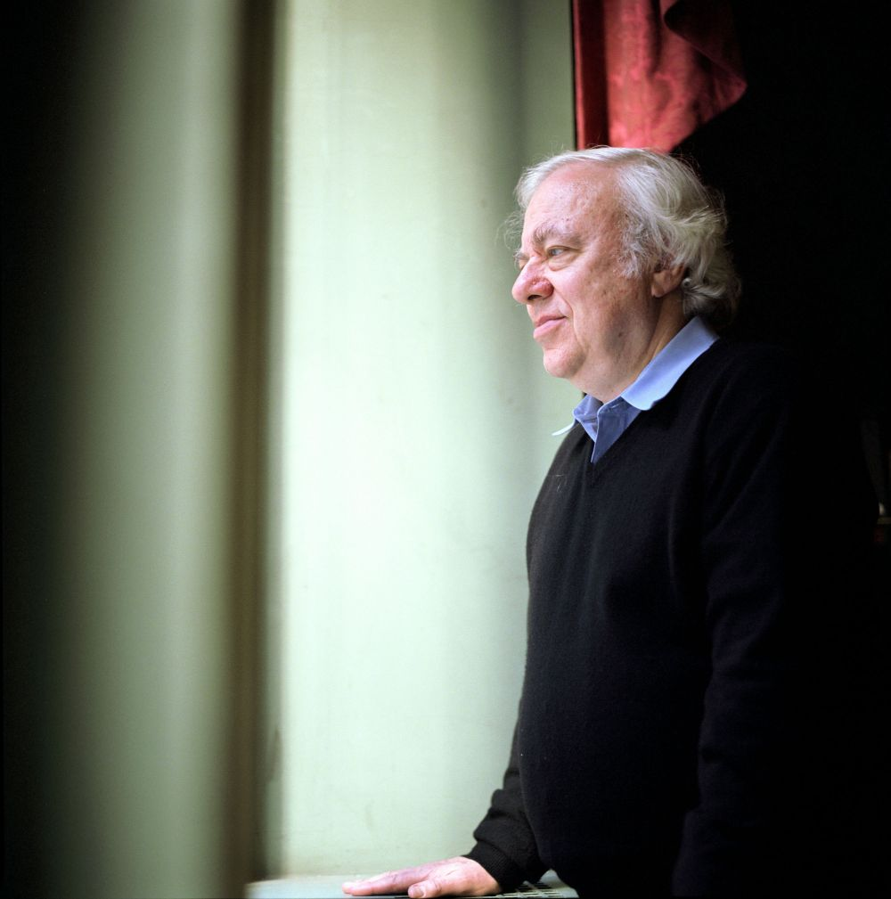 Festival 2014 ~ Richard Goode